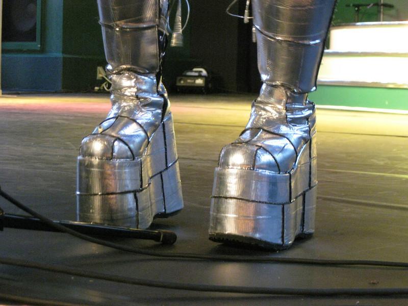 Platform boots!