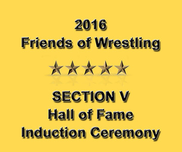 2016 FOW Hall Of Fame Ceremony