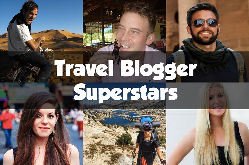 Travel Bloggers: April Edition