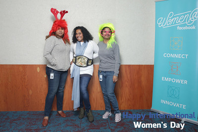 Women @ Facebook Event 3.7.19