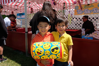 Clairbourn Welcomes Families to Carnival