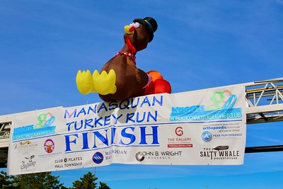 2019 MANASQUAN TURKEY RUN....