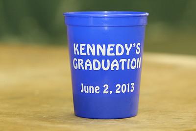 Kennedy's Graduation