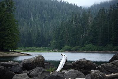 Barclay Lake, 20100807
