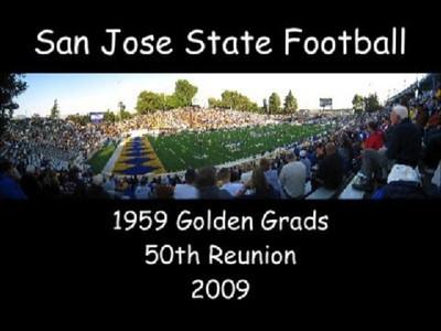 San Jose State 50th Reunion 2009