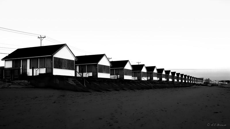 Truro Cottages in Winter