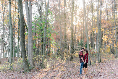 Jenna and Henry's Engagement at Beltzville State Park and Blue Mountain Resort