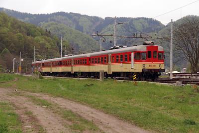 SZ Class 813 / 814