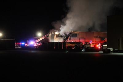 Commercial fire - 555 Wordin Ave Bridgeport, CT - 3/30/2021
