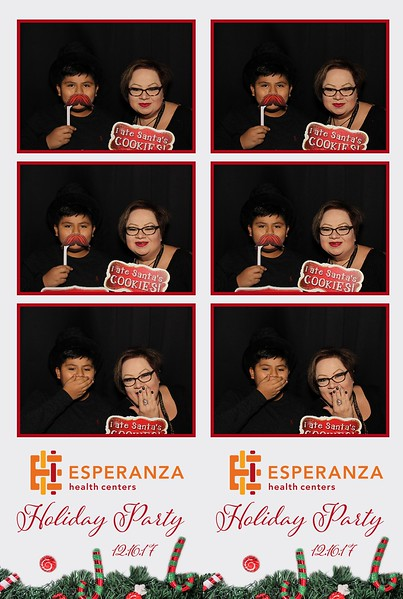 Esperanza Holiday Party (12/16/17)