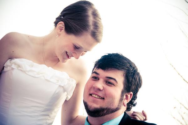 Gibson-Huffman Wedding