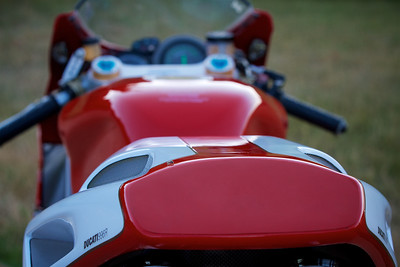 Ducati 996R on Iconic Motorbike Auctions