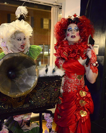 Pelonkey Alice In Wonderland Tea Party 2-19-19