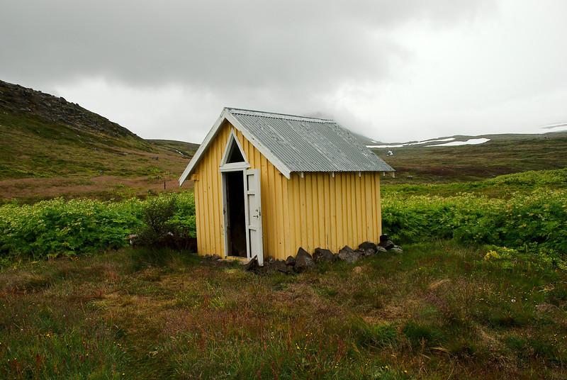 Stöðvarhúsið við Reyrhól