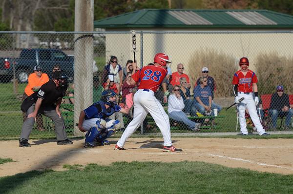 Varsity Baseball vs Wayne