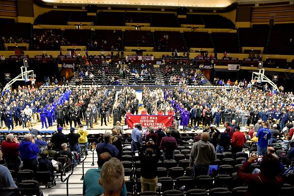 NAIA Parade of Champions & Misc. Photos 3-15-17