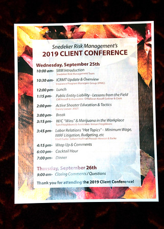 2019 Client Conference