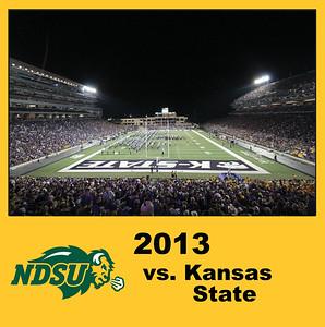 2013 Bison Football - Kansas State