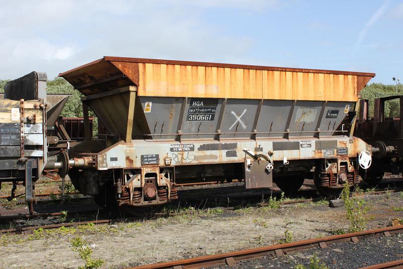 HGA 390661 Margam Engineers Yard 22/05/11