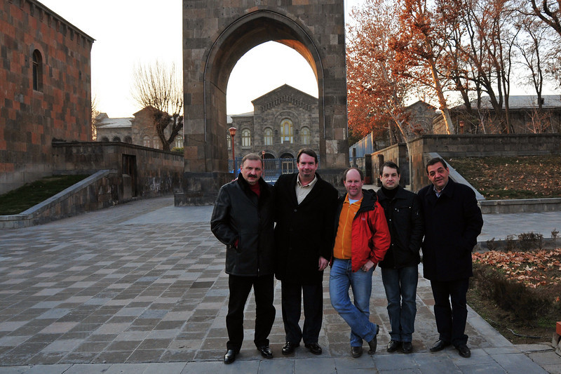 081214 0135 Armenia - Yerevan - Assessment Trip 03 - Church from 300 AD ~R.JPG