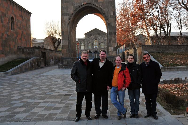 081214 0135 Armenia - Yerevan - Assessment Trip 03 - Church from 300 AD ~R.JPG