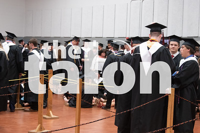 Graduation Part I - Pre Walk/Pit/Speeches