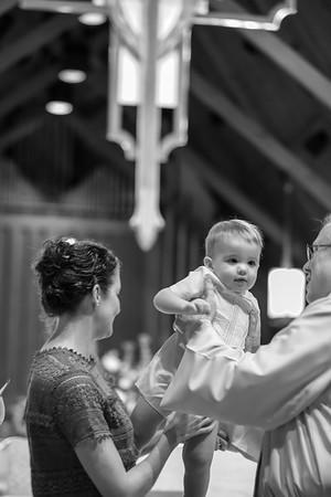 Huntley Baptism, Christ Episcopal Church, Ponte Vedra