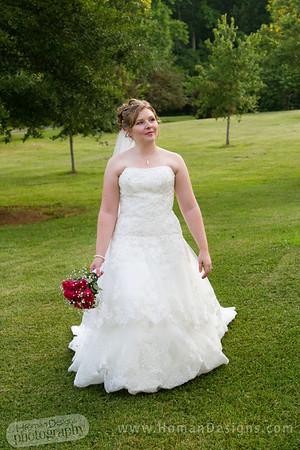 Trisha bridal portrait