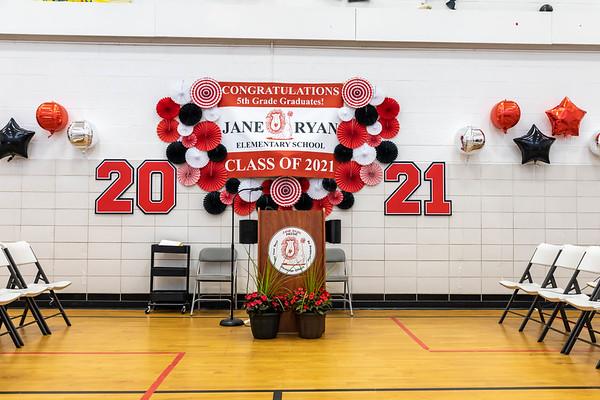 Jane Ryan Elementary School Graduation 2021