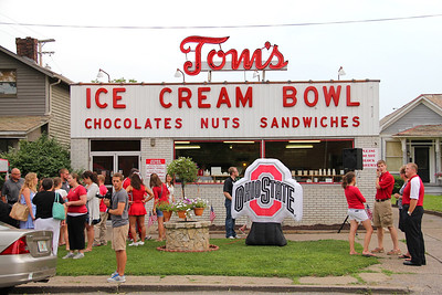 2011 OSU State Tour - Tom's Ice Cream Bowl - July 7th