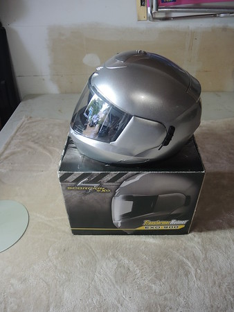 Scorpion EXO Transformer helmet
