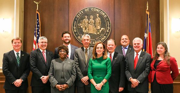 New Mayor & City Council