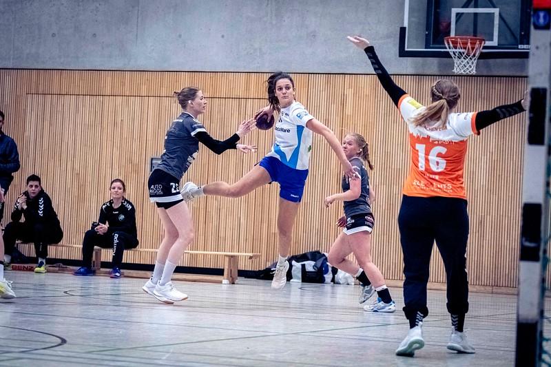 GAUGENRIEDER_alina im Handball Vorbereitungsspiel: Team Bayern - SV Muenchen Laim
