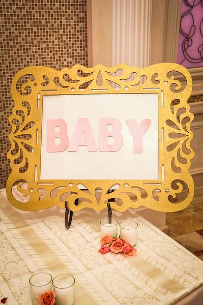 Wendy's Baby Shower