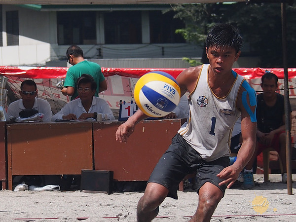 UAAP S75 Beach Volleyball Finals
