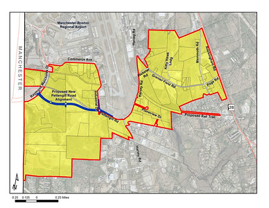 TIF Airport Area District 2013