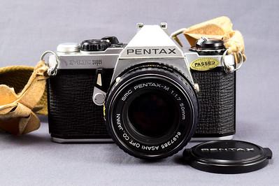 Pentax ME Super, 1979