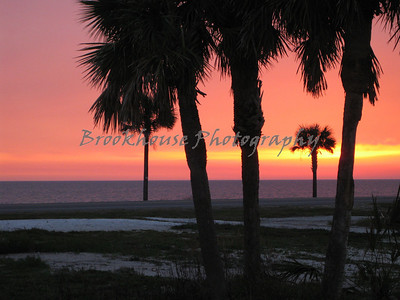 Mexico Beach, Florida Sunsets