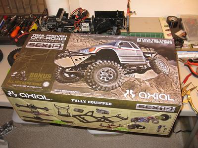 2.2 TTC Bronco Build