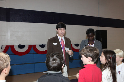 Election Day at the Lower School Nov6 2012