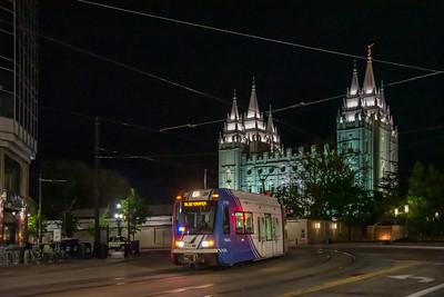 Light Rail and Streetcars