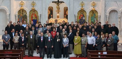 Clergy-Laity Conference