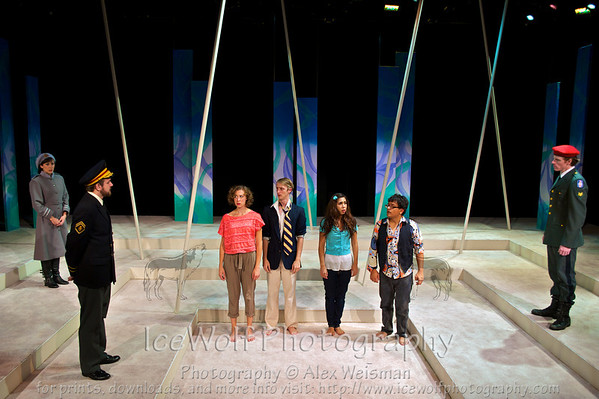 """A Midsummer Night's Dream"" Archival Photos"