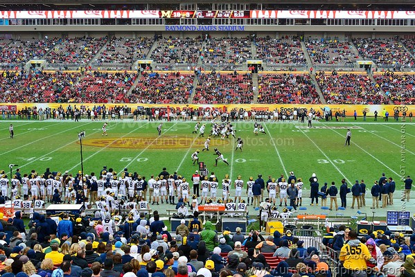Game - Outback Bowl