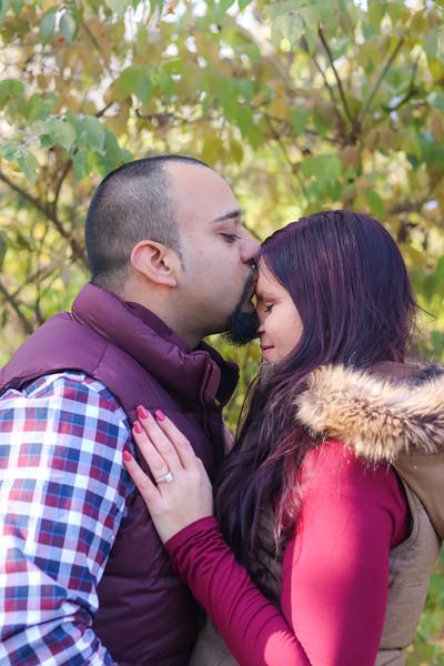 Natalie & Enrique Engagement
