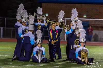 10-20-2017 Norwin Band Half Time