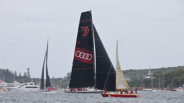 2017 Race Fleet (Yachts)
