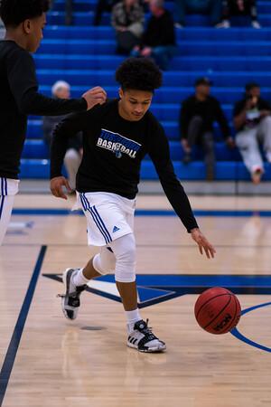 Boys Basketball: Tuscarora 58, Broad Run 52 by Derrick Jerry on February 17, 2020