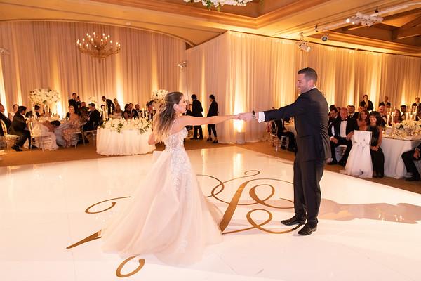 Tiana & Jason's Wedding: Reception