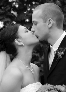 Amanda & Patrick - Black and White Gallery